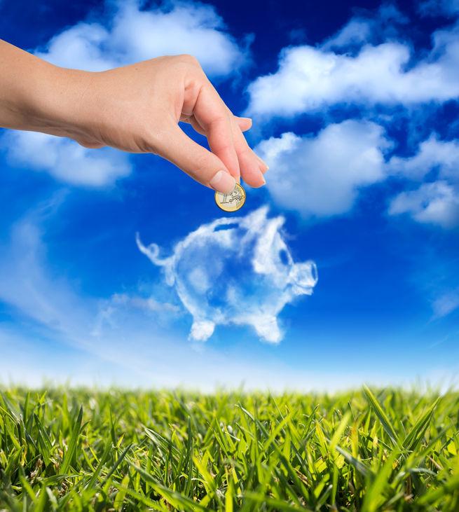 Saving on cloud hosting